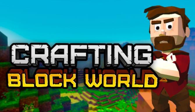 Crafting Block World Free Download