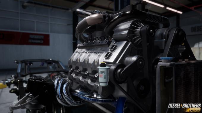 Diesel Brothers Truck Building Simulator Update v1 3 10794 Torrent Download
