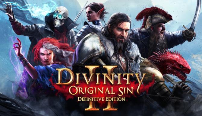 Divinity Original Sin 2 Definitive Edition Update v3 6 48 3268 Free Download
