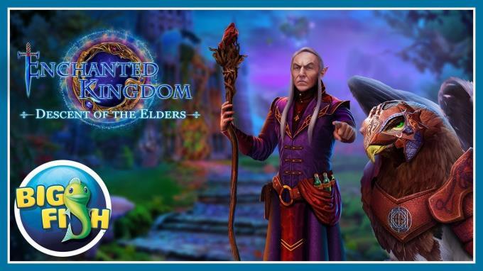 Enchanted Kingdom Descent of the Elders Collectors Edition Free Download