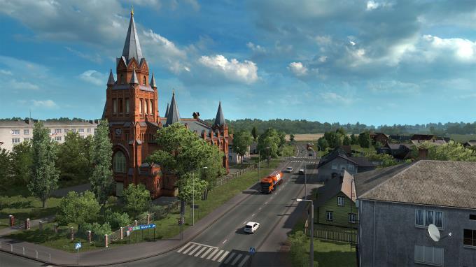 Euro Truck Simulator 2 Beyond the Baltic Sea Update v1 35 1 148 incl DLC Torrent Download