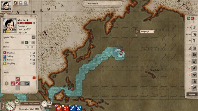 Nantucket Masters of the Seven Seas PC Crack