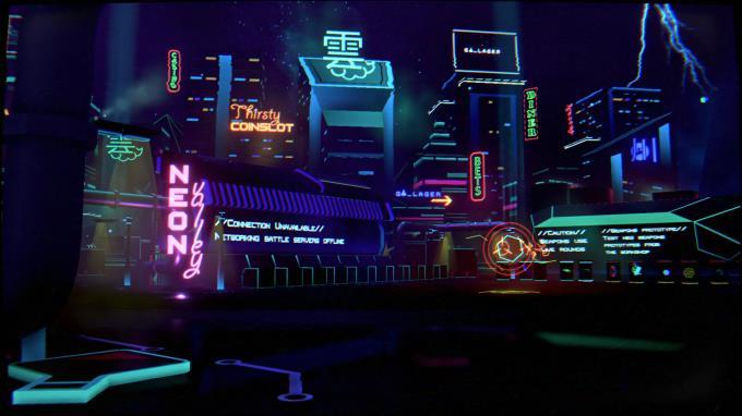 Neon Valley Revenge Torrent Download