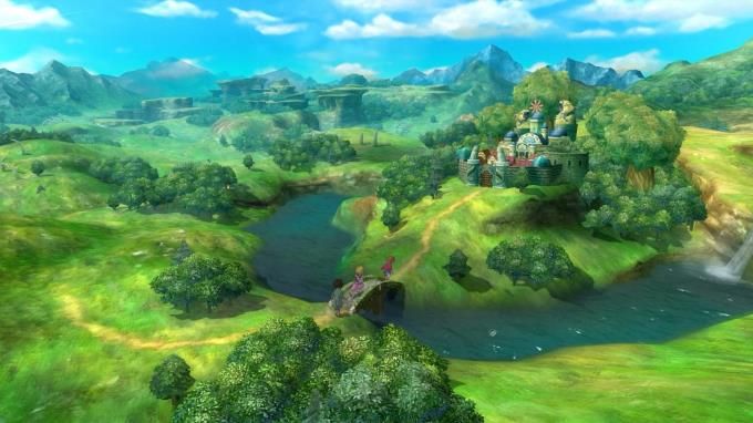 Ni no Kuni Wrath of the White Witch Remastered Torrent Download