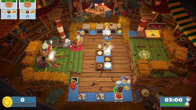 Overcooked 2 Carnival of Chaos Torrent Download