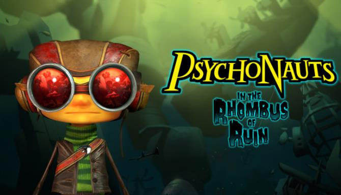 Psychonauts in the Rhombus of Ruin Free Download