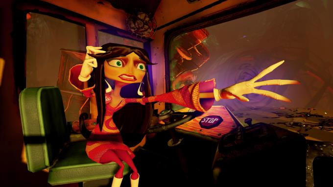 Psychonauts in the Rhombus of Ruin PC Crack