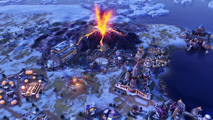 Sid Meiers Civilization VI Gathering Storm Update v1 0 0 341 Torrent Download