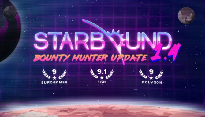 Starbound Bounty Hunter Update v1 4 4 Free Download