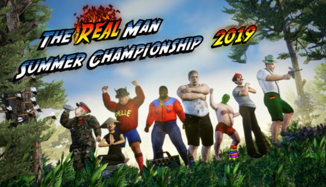 The Real Man Summer Championship 2019 Free Download