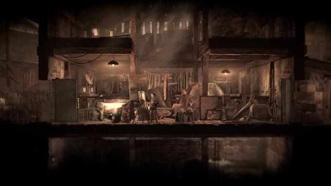 This War of Mine Stories Fading Embers Update v20190906 Torrent Download