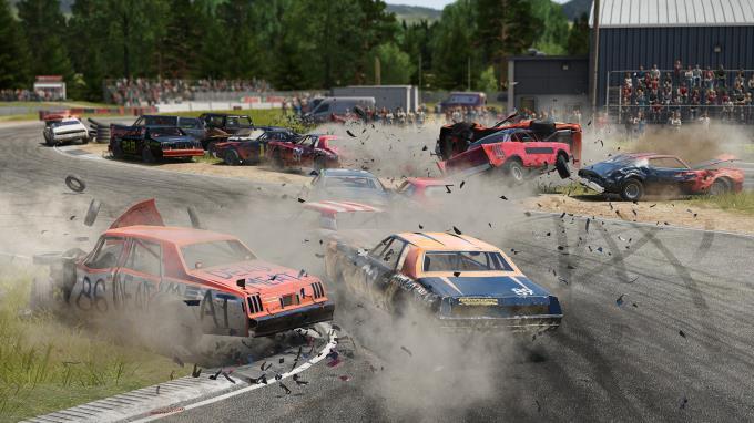 Wreckfest Update v1 250834 incl DLC Torrent Download