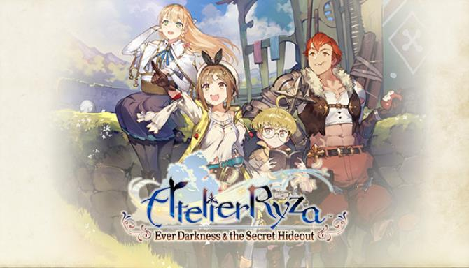 Atelier Ryza Ever Darkness and the Secret Hideout Update v20191108 Free Download