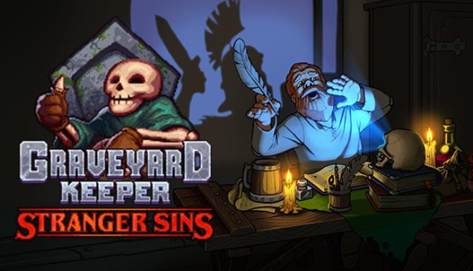 Graveyard Keeper Stranger Sins v1 201 Free Download