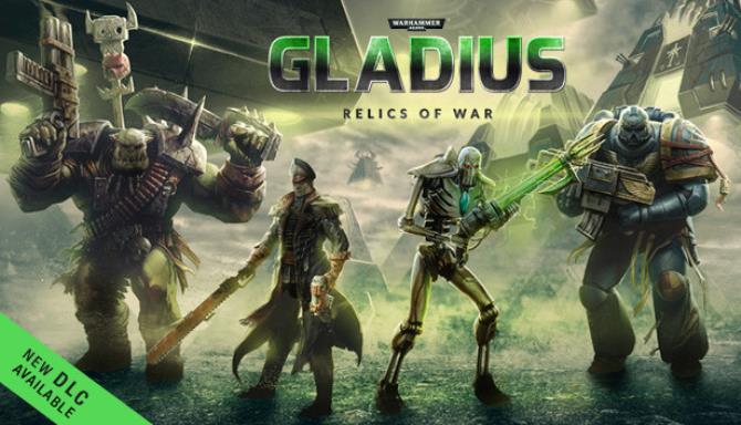 Warhammer 40000 Gladius Relics of War Fortification Pack Update v1 4 1 Free Download