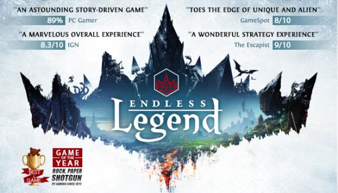 Endless Legend v1 8 2 Free Download