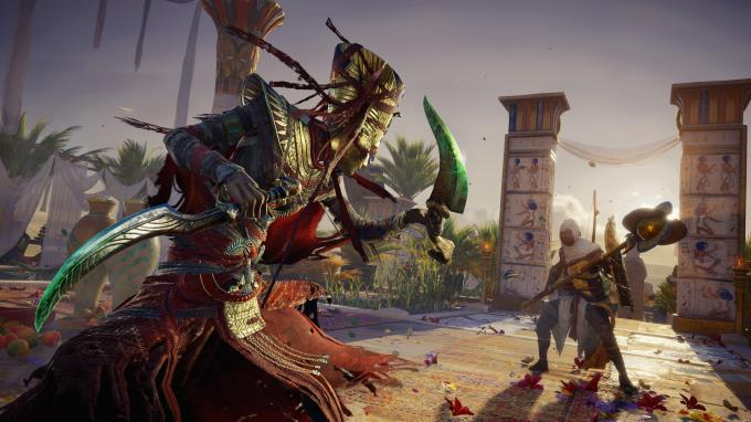 Assassins Creed Origins The Curse of the Pharaohs Crack Only READNFO PC Crack