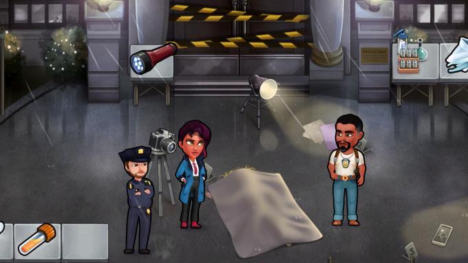 Detective Jackie Mystic Case PC Crack