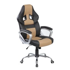 Office Chair Ratings 2016 Revolving Images Btm High Back Racing Gaming Review 2017