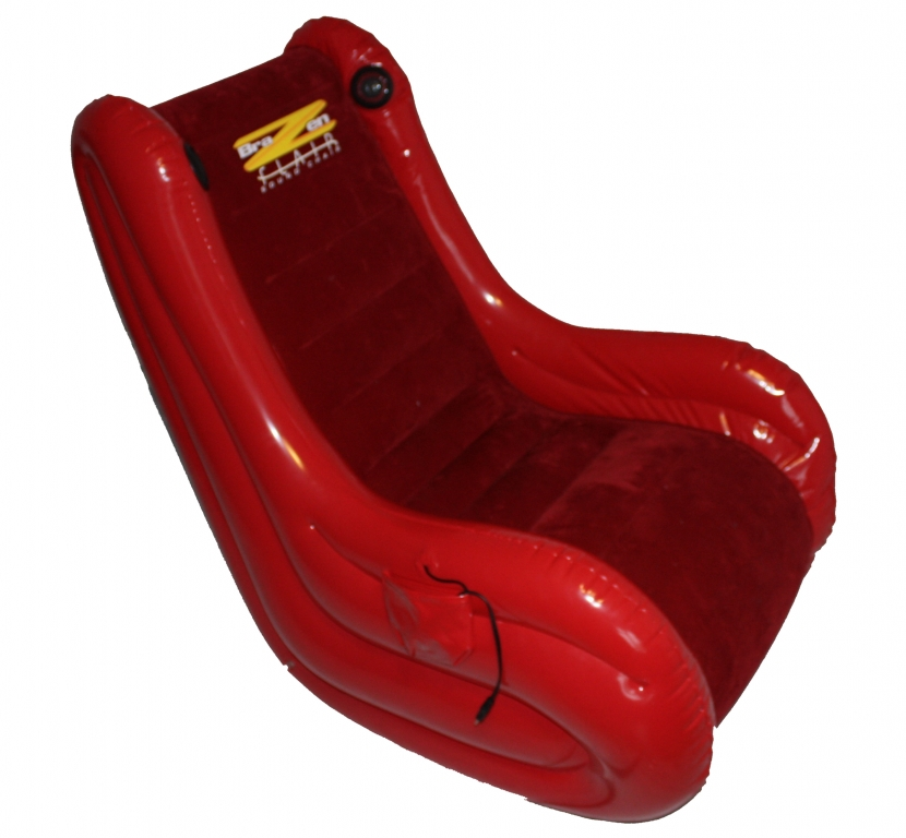 inflatable chairs for adults glider rocker chair ottoman australia gaming archives which the uk s brazen flair 2 0 surround sound