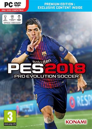 Pro Evolution Soccer 2018 Pcgamingwiki Pcgw Bugs Fixes