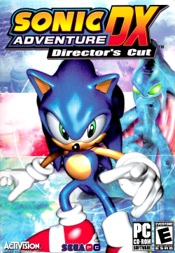 Sonic Adventure DX  PCGamingWiki PCGW  bugs fixes crashes mods guides and improvements for