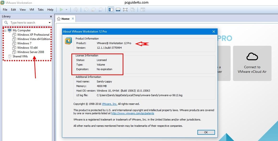 download windows 10 64 bit iso for vmware