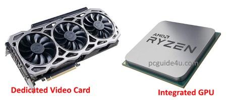 GPU card details
