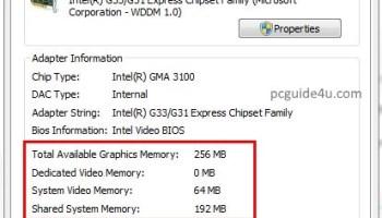Check RAM Type in a Windows PC | PCGUIDE4U