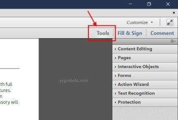 add pdf watermark