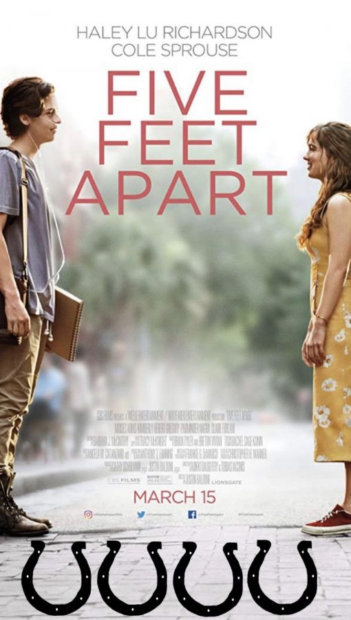 5 Feet Apart Streaming : apart, streaming, Apart, Movie, Review, Corral