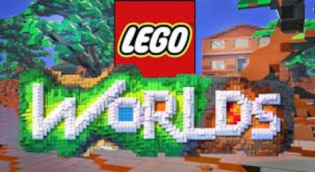 Lego Worlds PC + DLC Crack PC Game For Free Download