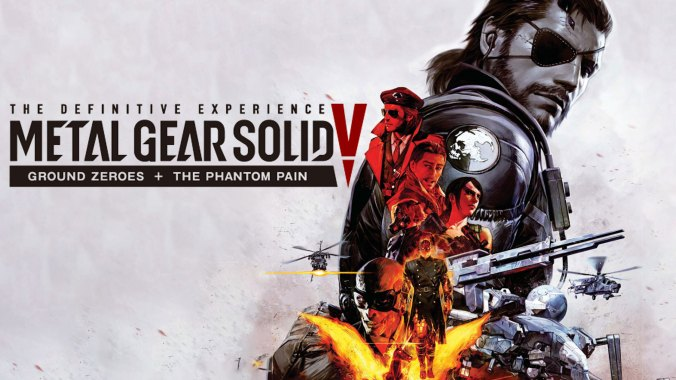 Metal Gear Solid V 5 Definitive Experience Highly Compressed PC Game Download