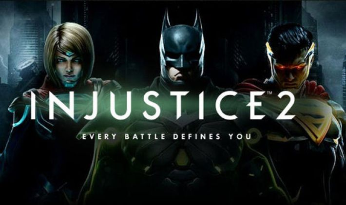 Injustice 2 Activation Key + Crack PC Game Free