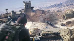 Tom Clancys Ghost Recon Wildlands Crack Full PC Game Download