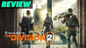 Tom Clancy's The Division 2 CPY GAMES Free Download