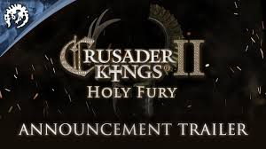 Crusader Kings ii Holy Fury Crack PC+ CPY Download Pc Game