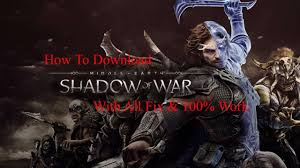 Middle Earth Shadow of War Definitive Edition Crack Torrent Download