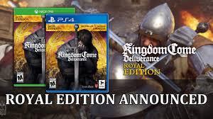 Kingdom Come Deliverance Royal Edition Crack PC Free Download
