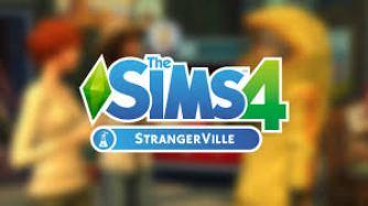 The Sims 4 StrangerVille Crack Codex Torrent Download Game 2021