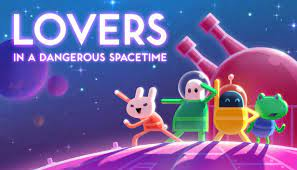 Lovers in a Dangerous Spacetime Crack Free Download Full PC Game