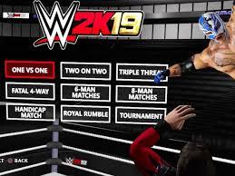 WWE 2K19 Crack Full PC Game CODEX Torrent Free Download
