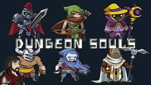 Dungeon Souls Crack CODEX Torrent Free Download PC +CPY Game