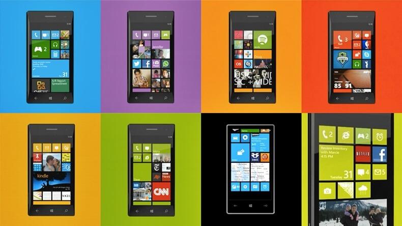 Windows Phone Giderek Yok Oluyor