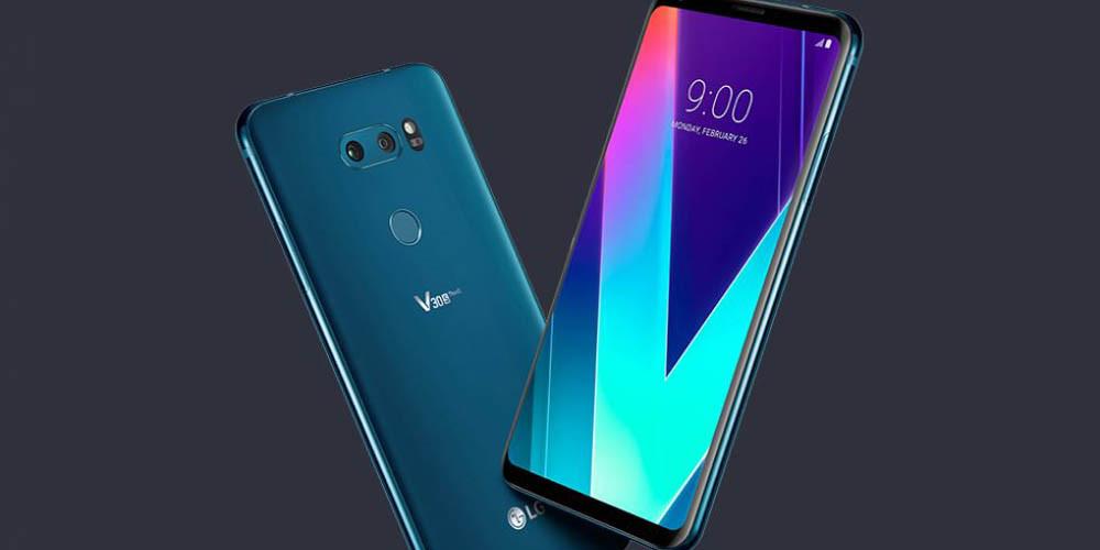 LG V30S ThinQ Tanıtıldı! İşte Özellikleri…