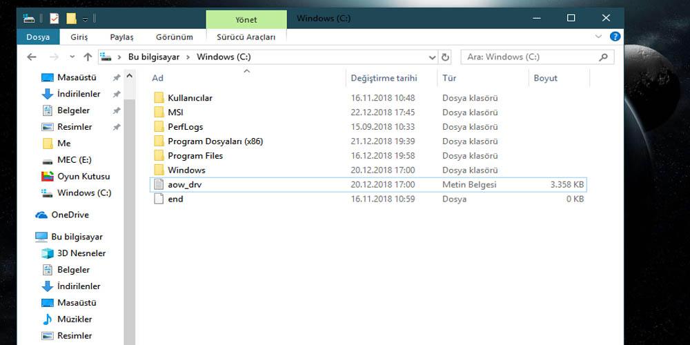 32-Bit ve 64-Bit Windows Arasındaki Fark Nedir? | Sungurlu Haber