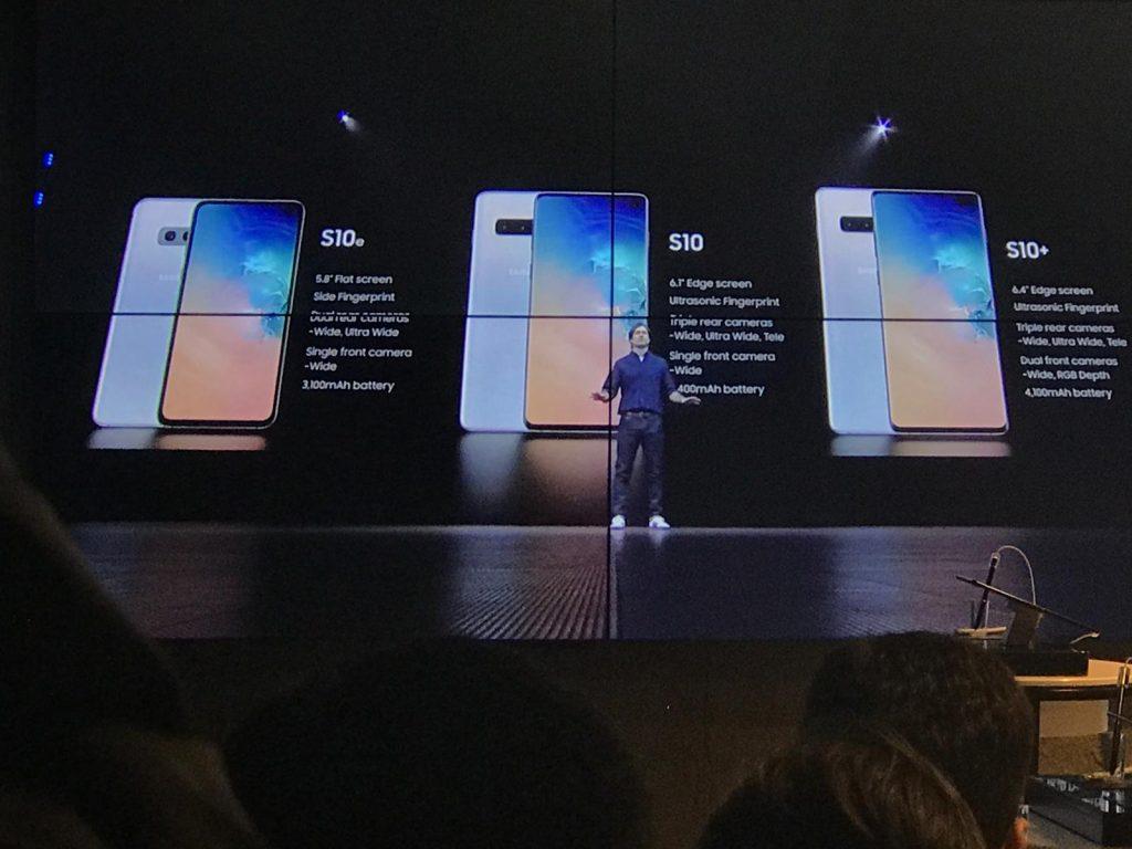 Güney Kore merkezli teknoloji devi Samsung, San Francisco'da gerçekleştirdiği lansmanla Mobil Dünya Kongresi'nden kısa bir süre kala Galaxy S10 ailesini ve katlanabilir akıllı telefonu olan Galaxy Fold'u tanıttı. Gerçekleştirilen lansmanın ardından Samsung'un yeni ailesi S10, S10 Plus ve S10e modelinin Türkiye'de ne kadar fiyat etiketine sahip olacağı resmi web sitesi ile beraber belli oldu. | Sungurlu Haber