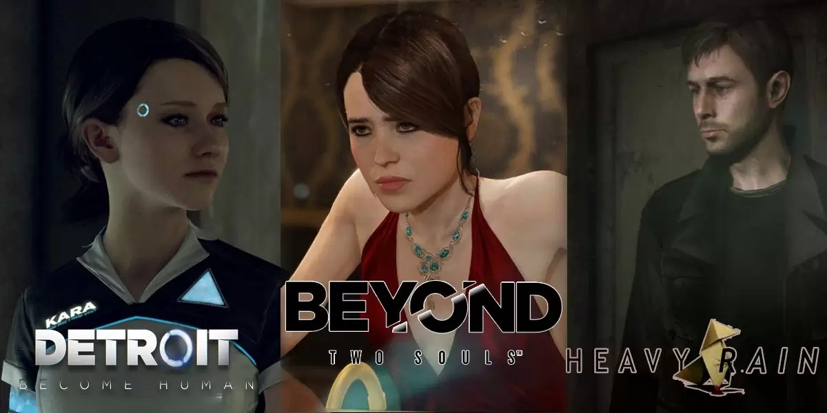 Detroit: Become Human, Heavy Rain ve Beyond: Two Souls Sistem Gereksinimleri