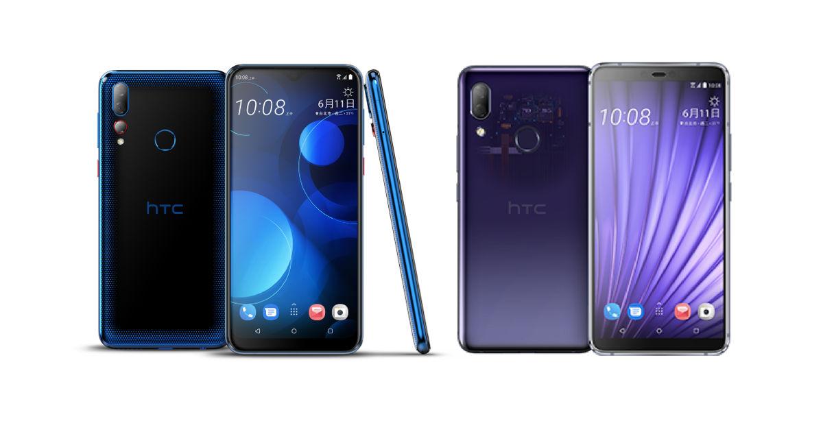 HTC Desire 19+ and htc u19e launch,price