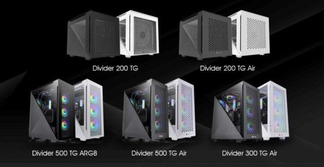 Divider series